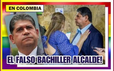EL FALSO BACHILLER ALCALDE…