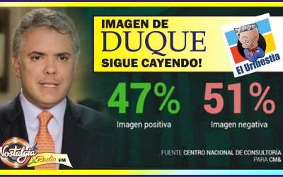 IMAGEN DE DUQUE…SIGUE CAYENDO!