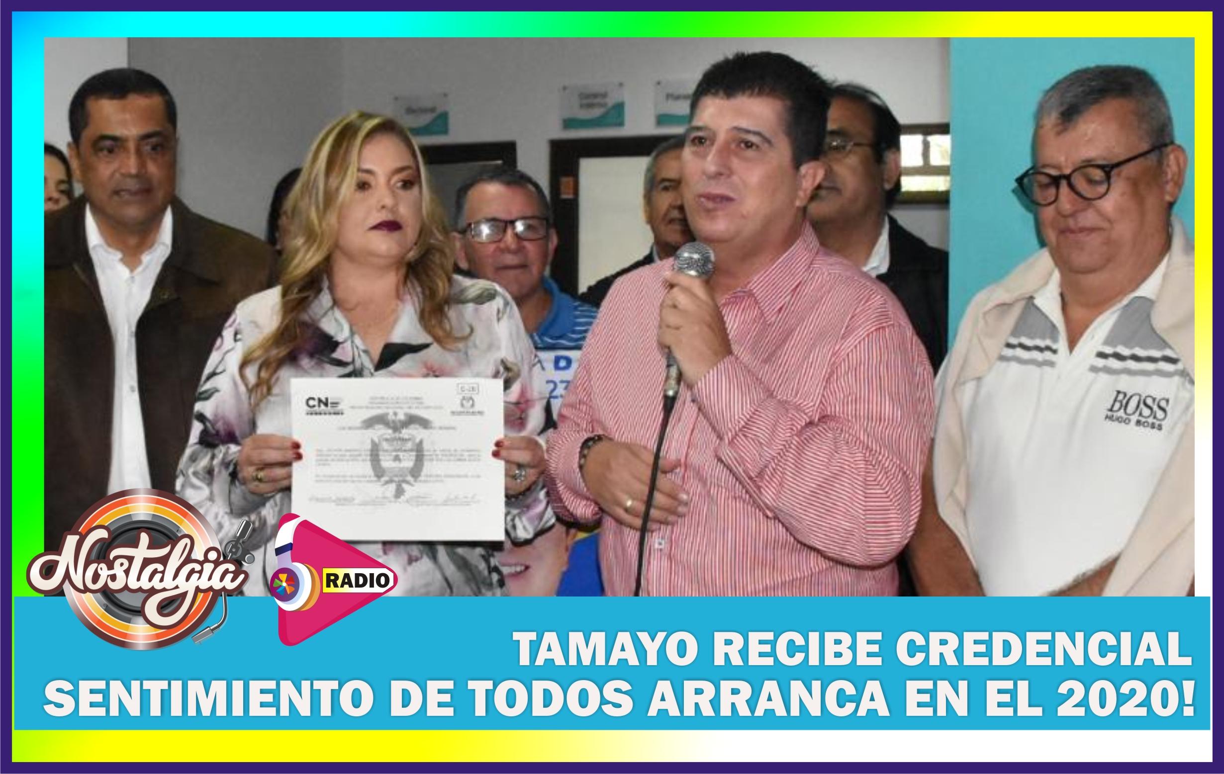 El Gobernador, Victor Manuel Tamayo Vargas, Juramentó a cinco nuevos  funcionarios – Notieje.com