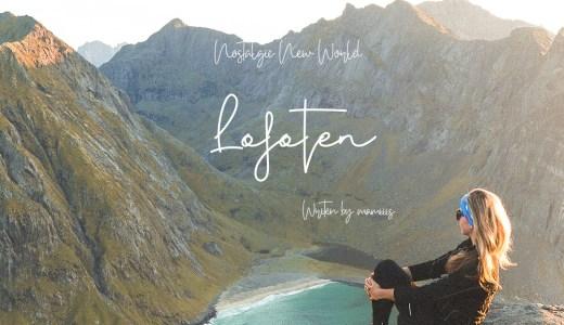 【ノルウェー旅行】ロフォーテン諸島で「アナと雪の女王体験ツアー」