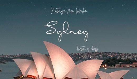 【オーストラリア留学】開放的な街シドニーで多様な文化に触れる