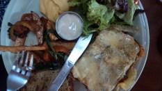Vegan Food in Goa at blue planet cafe, near Agonda beach