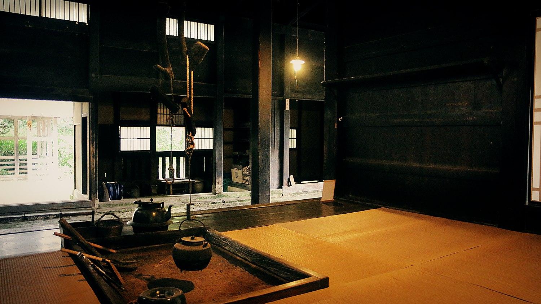 日本建築 囲炉裏