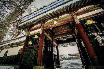 寺社 山門