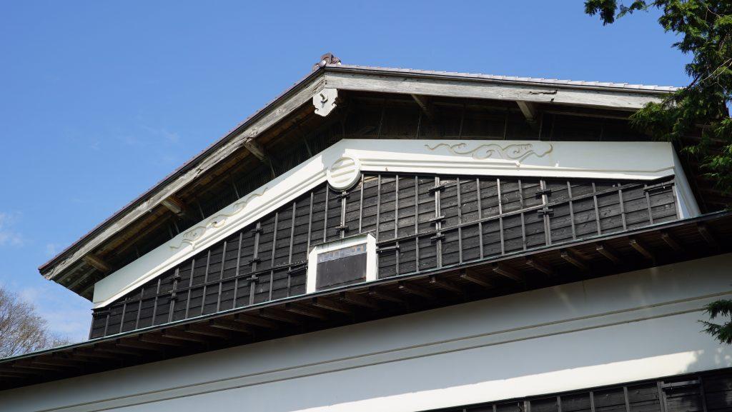 寺社 屋根