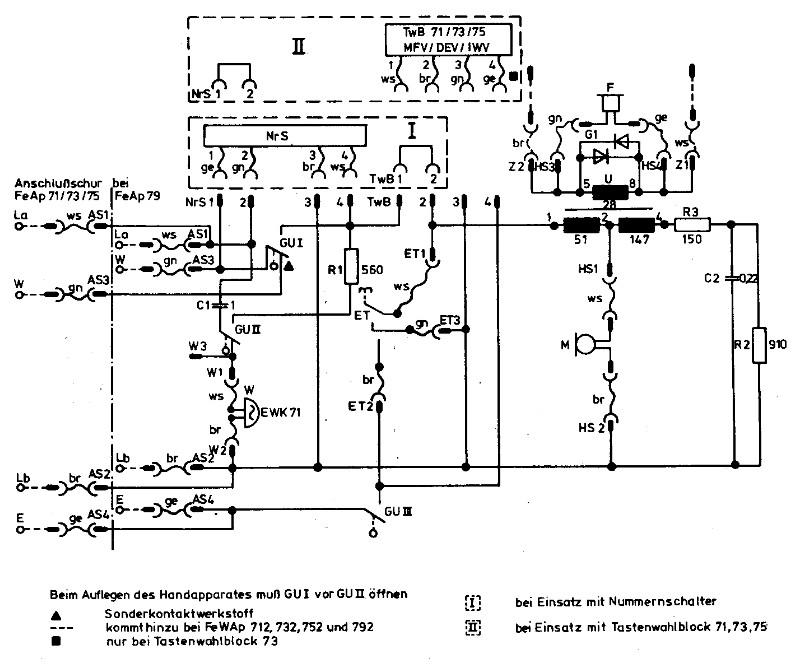 Ht 401a 01 schaltplan