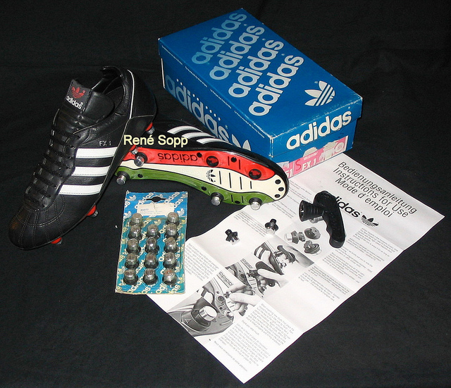 adidas FX System Football Boots (3/5)