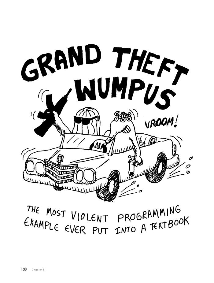 Land of Lisp: Unique, Cartoon-Filled Guide Makes Lisp