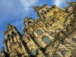 Catedral Santiago de Compstela, Spain Compostela