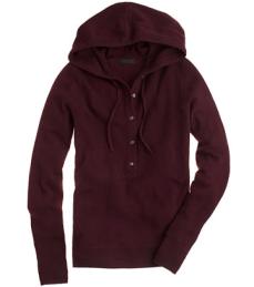 J. Crew Cashmere hoodie