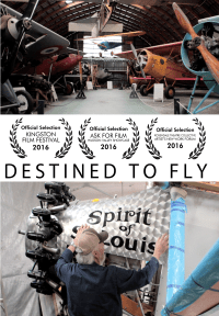 Destined To Fly_Poster