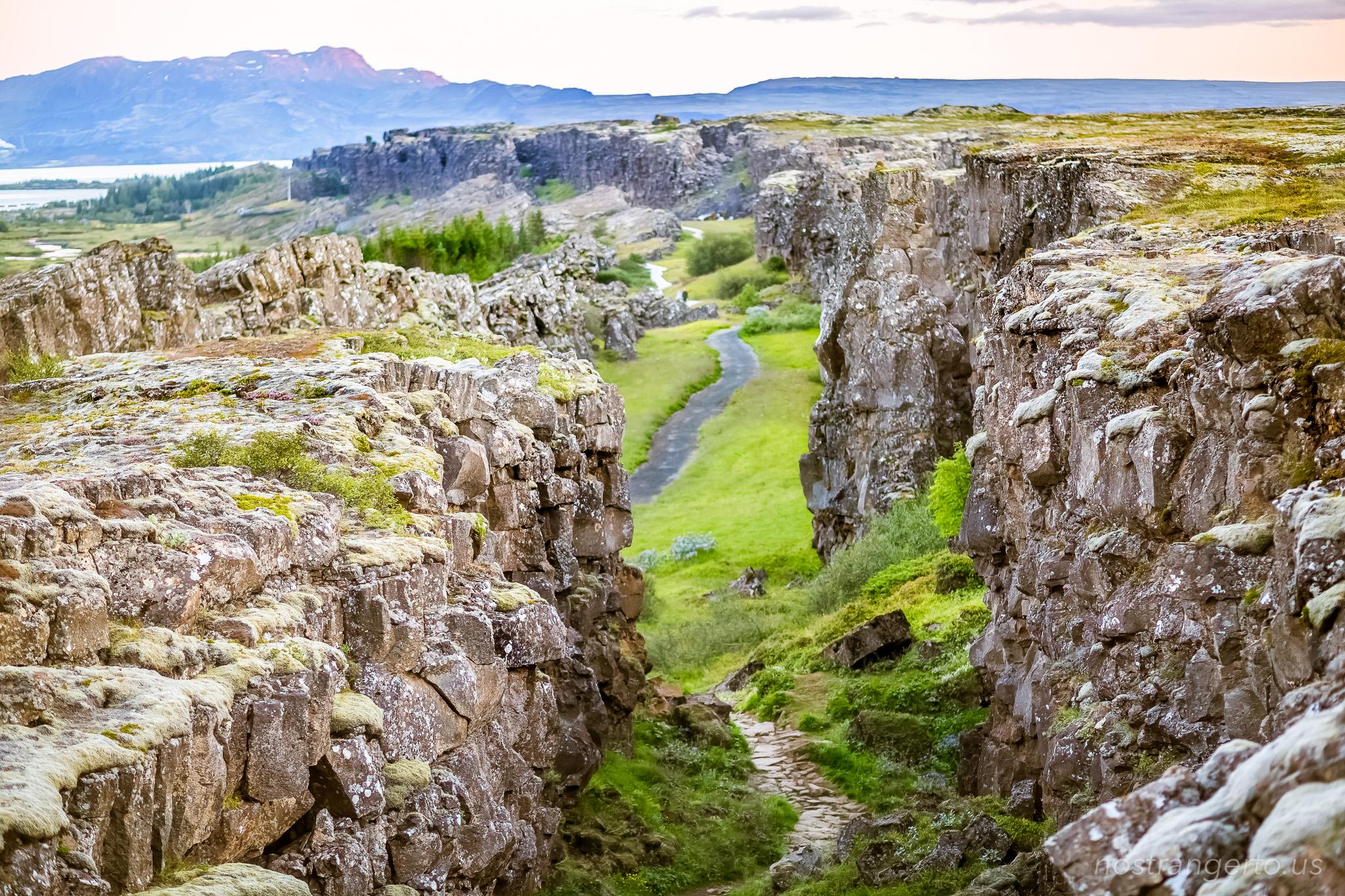 Iceland Þingvellir National Park