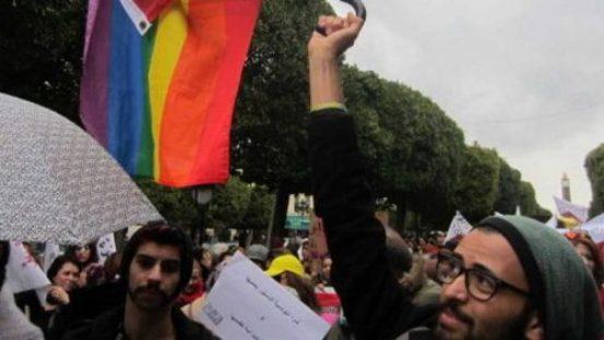 Tunisia-same-sex-protestsPressRelease