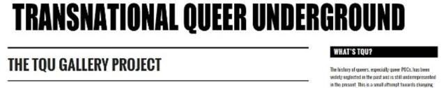 Queer Art Poster2