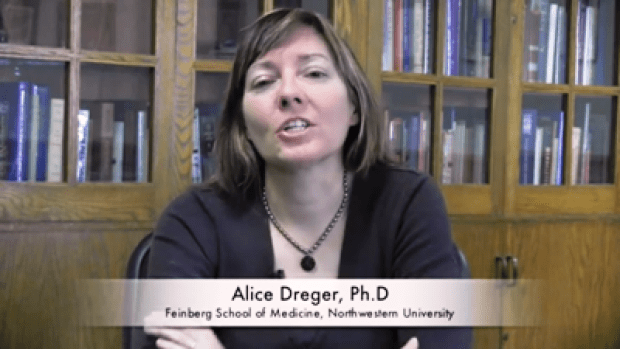 Alice Professor sexual orientation cannot change
