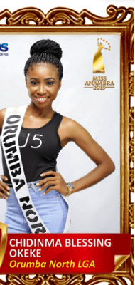 Anambra beauty Queen