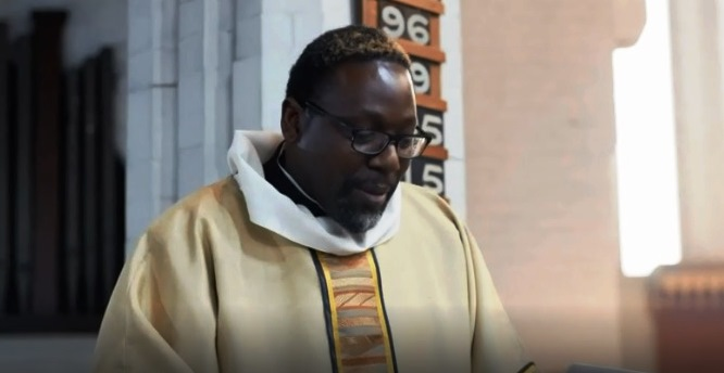 Nigerian gay reverend wants to marry but the church won't let him