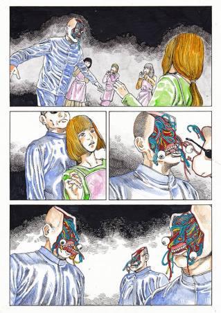 Tract Shintaro Kago - extrait 3