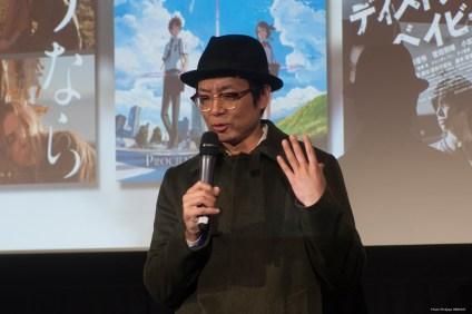 Keisuke Yoshida, présent lors du festival