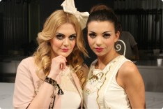 Haljine: Lada Dragovic Nakit: No Sugar Online Store Sminka: Aleksandra Lisinac