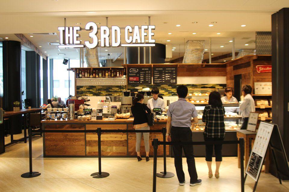 虎ノ門ヒルズにある、電源Wi-Fiカフェ「THE 3RD CAFE」がおすすめ!