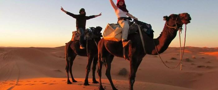 Merzouga: vive la mejor experiencia en el desierto