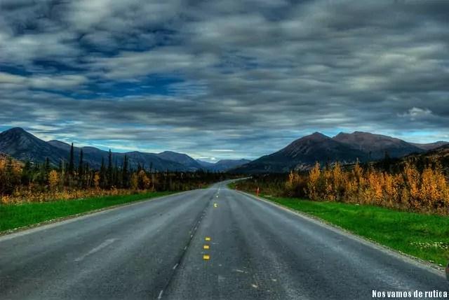 Dalton Highway: Una carretera impactante (Alaska)