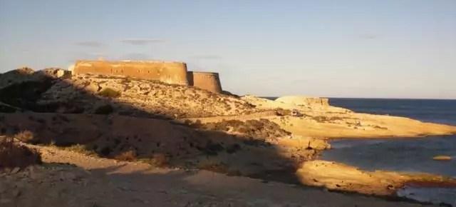Entre nubes y volcanes: De Cabo de Gata a La Alpujarra