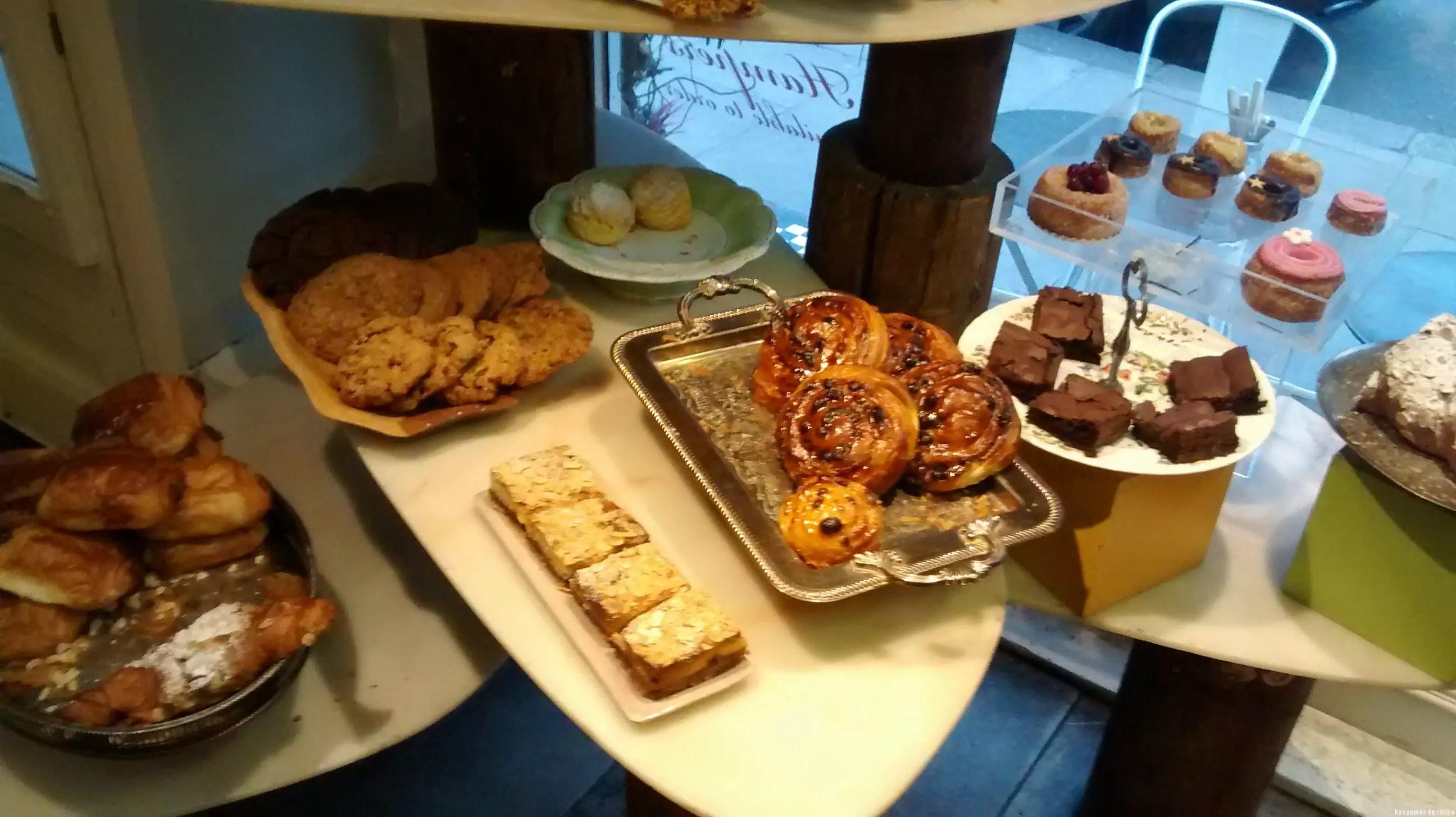 Mi peque a cafeter a en londres nos vamos de rutica - Decoracion de cafeterias pequenas ...