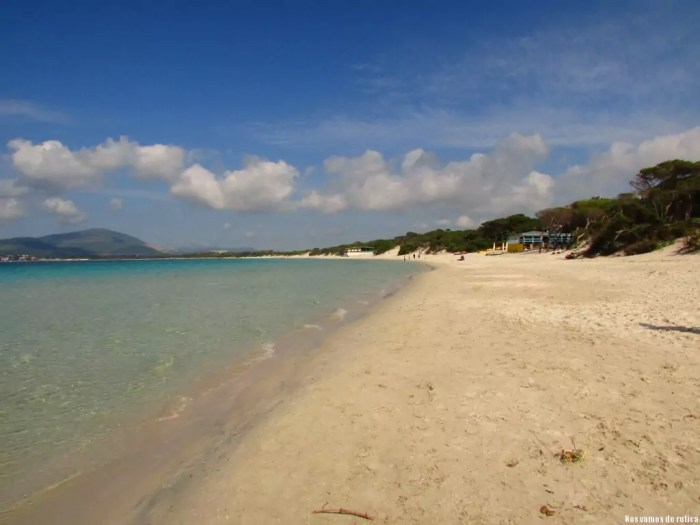 Playa Maria Pia
