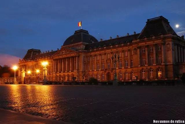 El palacio Real