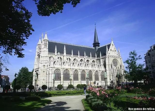 La iglesia du Sablon