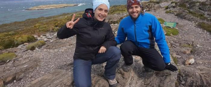 Entrevista a Patri y Jaume de viajar conectando – vuelta al mundo