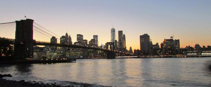 Visitar Nueva York en 2 días – Sur de Manhatthan y Brooklyn