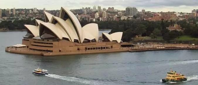 De Melbourne a Sydney (VII): Por fin estamos en Sydney