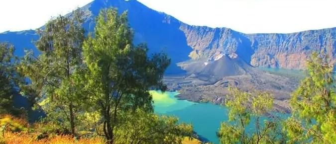 Cómo subir el Volcán Rinjani en un día desde Senaru