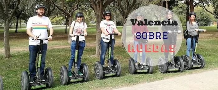 Valencia sobre ruedas