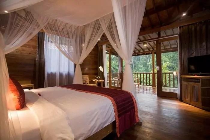 Habitación hotel Pertiwi