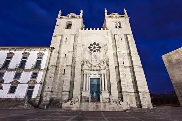 Catedral de Porto, Oporto