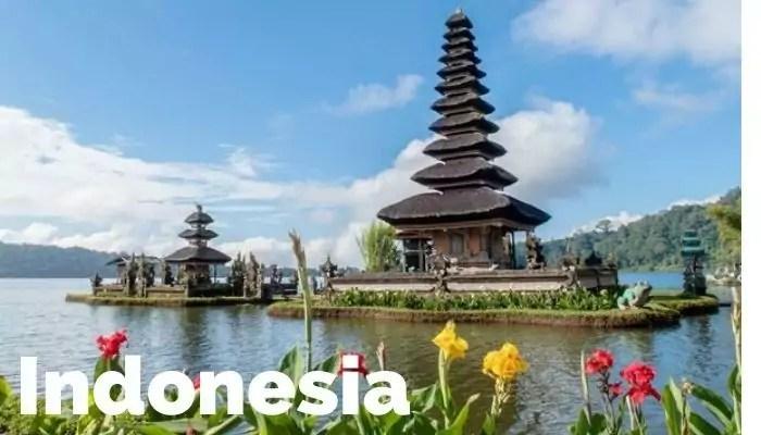 Nos vamos a Indonesia