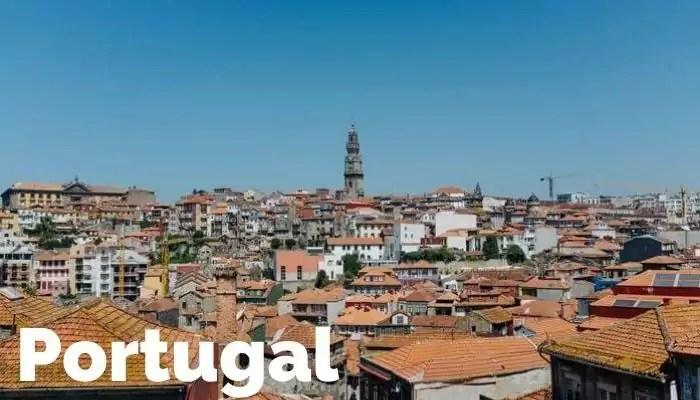 Nos vamos a Portugal