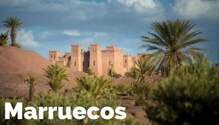 Nos vamos a Marruecos