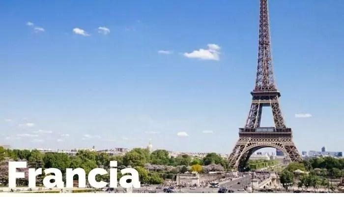 Nos vamos a Francia