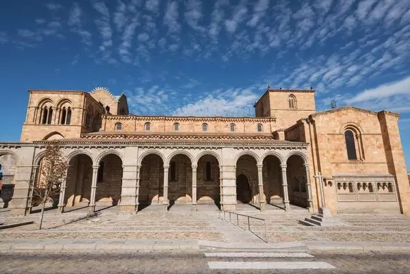 Convento Santa Teresa, Ávila