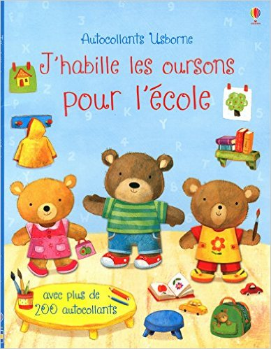 livre rentree des classes