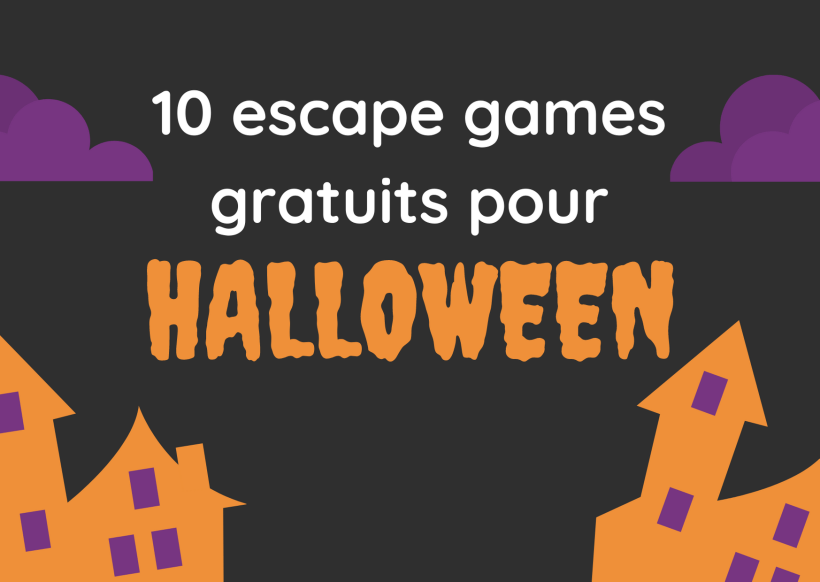 escape games halloween gratuits