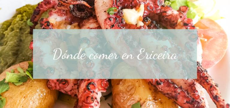 Dónde comer en Ericeira, Portugal