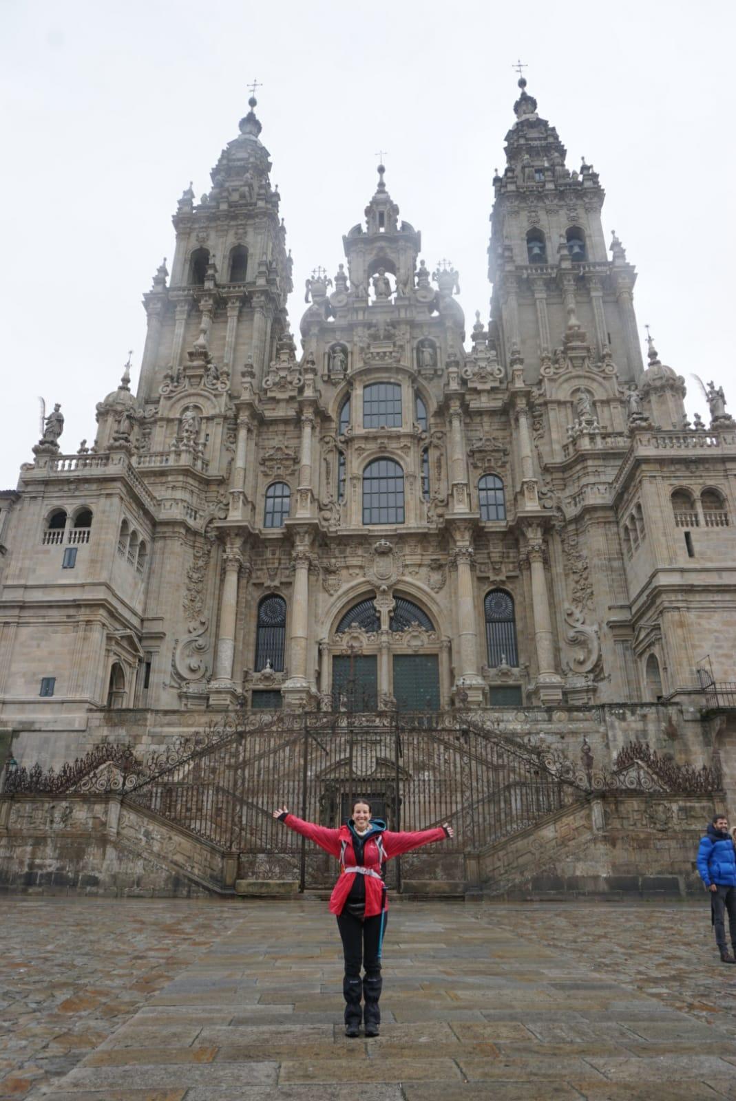 Catedral De Santiago de Compostela, Camino de Santiago, Galicia