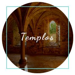 Templos: iglesias, catedrales, templos, mezquitas...