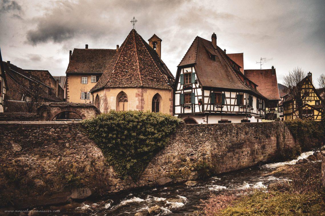 Kaysersberg Ruta en coche por Alsacia